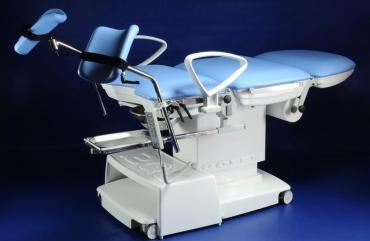 Гинекологическое кресло GOLEM 6 серии как база для специализированных медицинских кресел и столов
