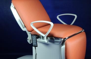 Лікувальні столи GOLEM 2S, 4S. Частина 3. Операційний стіл для щелепно-лицевої хірургії на базі GOLEM 4S