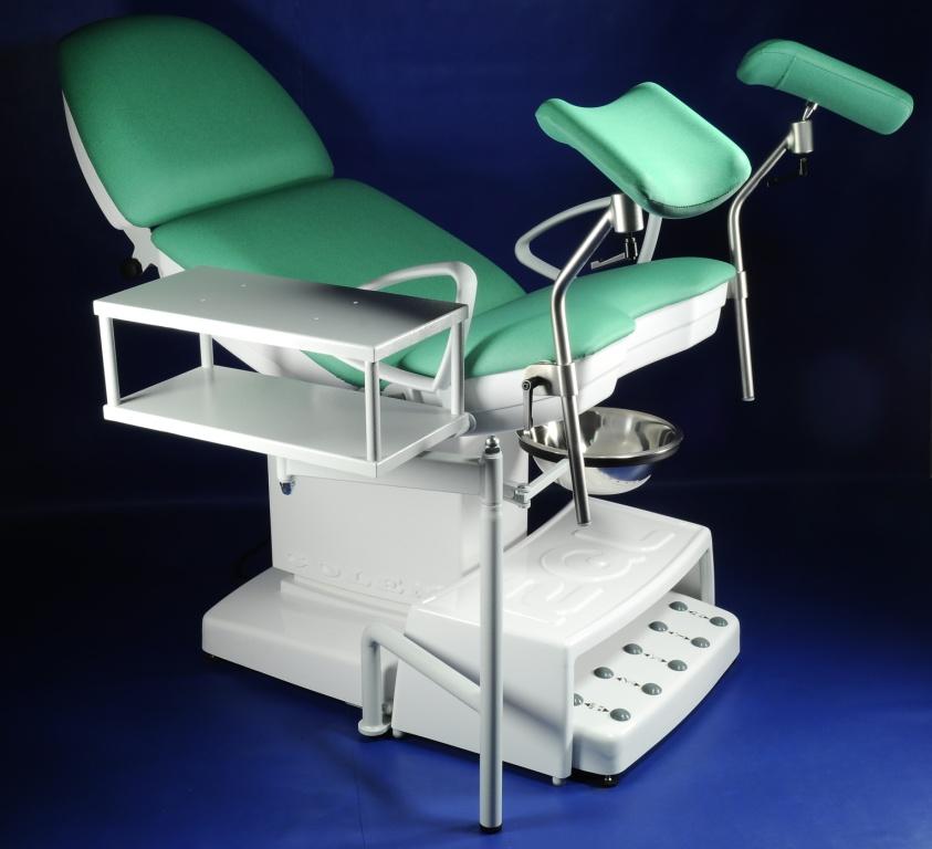 Как выбрать гинекологическое кресло? Часть 6. Аксессуары, которые нужно выбирать заблаговременно