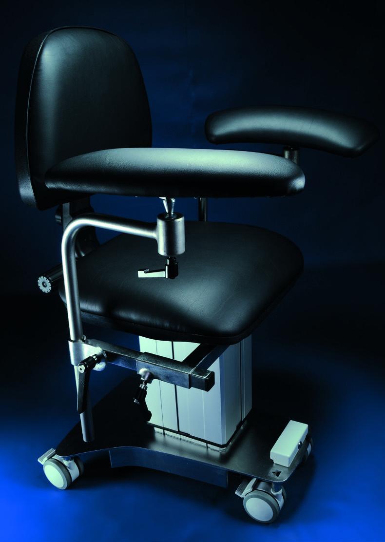 Операционный стул GOLEM O для офтальмологов, ЛОРов, дерматологов, пластических и нейрохирургов