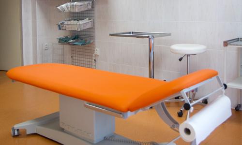Лечебные столы GOLEM 2S, 4S. Часть 2. Операционный стол для предоперационной на базе GOLEM 2S