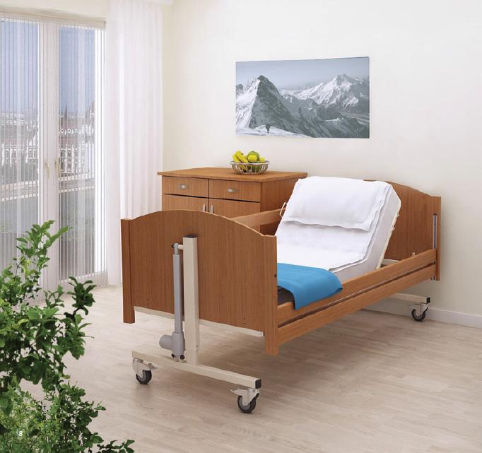 Функциональные кровати REHA-BED TAURUS: максимум возможностей по доступной цене