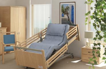 Ліжка універсальні функціональні REHA-BED для домашнього користування. Частина 3
