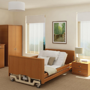 Баріатричні ліжка