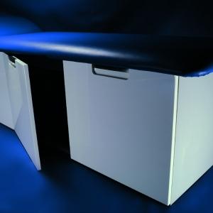 GOLEM SK - стіл/кушетка з боксом для зберігання