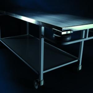 GOLEM Z - стол для перевозки умерших фото 314